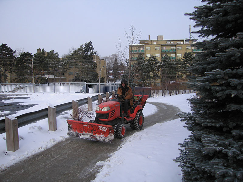Snow Removal and Snow Plowing Services