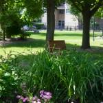 1660 Bloor sitting area