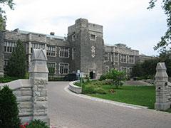 Bishop Strachan School in Forest Hill, Toronto